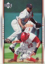 Buy 2007 Upper Deck #471 Miguel Tejada checklist