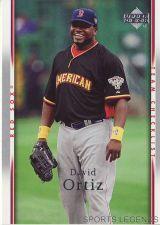 Buy 2007 Upper Deck #472 David Ortiz checklist