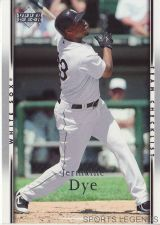 Buy 2007 Upper Deck #473 Jermaine Dye checklist