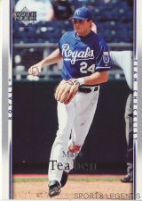 Buy 2007 Upper Deck #476 Mark Teahen