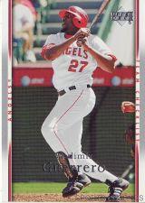 Buy 2007 Upper Deck #477 Vladimir Guerrero