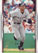 Buy 2007 Upper Deck #479 Derek Jeter