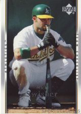 Buy 2007 Upper Deck #480 Nick Swisher