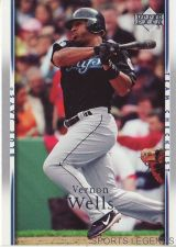 Buy 2007 Upper Deck #484 Vernon Wells