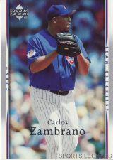 Buy 2007 Upper Deck #487 Carlos Zambrano