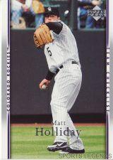 Buy 2007 Upper Deck #489 Matt Holliday