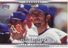 Buy 2007 Upper Deck #492 Nomar Garciaparra