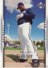 Buy 2007 Upper Deck #493 Prince Fielder