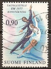 Buy Finland: European Skating Championships (1977), Used Single
