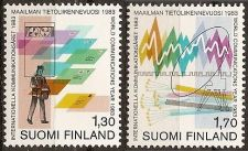 Buy Finland: World Communications year (1983), MNH Complete Set