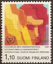 Buy Finland: International Year of the Disabled (1981), MNH Single