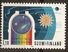 Buy Finland:Astronomy (1984), MNH Single