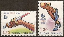 Buy Finland: 1st World Athletic Championships (1983), MNH