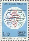 Buy Finland: European Transport Ministers Conference (1981), MNH Single