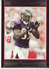 Buy 2007 Bowman #57 Derrick Mason
