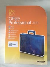 Buy Microsoft Office Professional 2010 32/64-Bit (Retail (License + Media)) (1 User)
