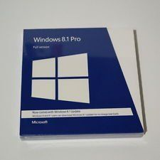 Buy Microsoft Windows 8.1 Pro - Full Version by Microsoft FQC-06913