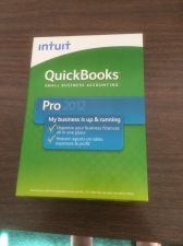 Buy INTUIT QUICKBOOKS PRO 2012 INTUIT Small Business Accounting Retail 1 USER