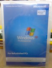 Buy Windows XP Professional SP3 - Full Version with COA, Product Key & HDD
