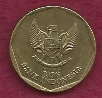 Buy Indonesia 100 Rupiah 1996 World Coin - Water Buffalo Racing