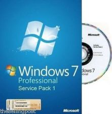 Buy Windows 7 Professional SP1 64bit (OEM) System Builder DVD 1 Pack