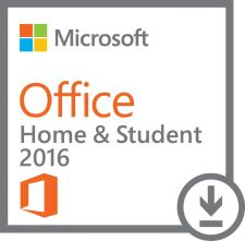 Buy Microsoft Office Home and Student 2016 -1 Install (Download Delivery)