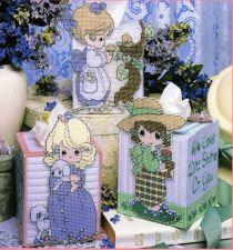 Buy 10x Precious Moments Tissue Covers Plastic Canvas PDF Pattern Digital Delivery