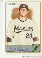 Buy 2011 Allen & Ginter #21 Logan Morrison