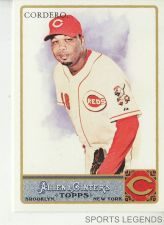 Buy 2011 Allen & Ginter #52 Francisco Cordero