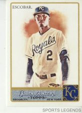 Buy 2011 Allen & Ginter #58 Alcides Escobar