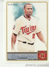 Buy 2011 Allen & Ginter #67 Delmon Young