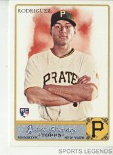 Buy 2011 Allen & Ginter #94 Josh Rodriguez