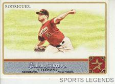 Buy 2011 Allen & Ginter #102 Wandy Rodriguez