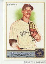 Buy 2011 Allen & Ginter #105 Ubaldo Jimenez