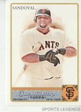 Buy 2011 Allen & Ginter #111 Pablo Sandoval