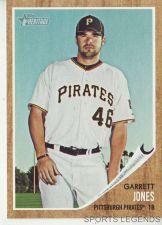 Buy 2011 Heritage #160 Garrett Jones