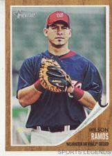 Buy 2011 Heritage #167 Wilson Ramos