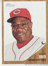 Buy 2011 Heritage #172 Dusty Baker