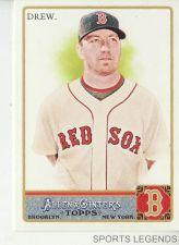 Buy 2011 Allen & Ginter #121 JD Drew