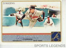 Buy 2011 Allen & Ginter #126 Jair Jurrjens
