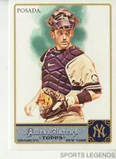 Buy 2011 Allen & Ginter #144 Jorge Posada