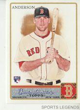 Buy 2011 Allen & Ginter #149 Lars Anderson