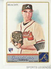 Buy 2011 Allen & Ginter #151 Brandon Beachy