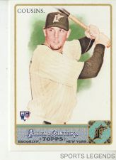 Buy 2011 Allen & Ginter #153 Scott Cousins
