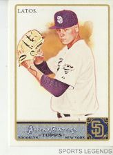 Buy 2011 Allen & Ginter #162 Mat Latos