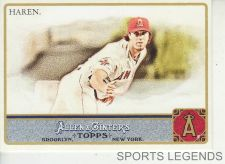 Buy 2011 Allen & Ginter #169 Dan Haren