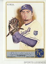 Buy 2011 Allen & Ginter #174 Joakim Soria