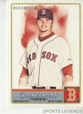 Buy 2011 Allen & Ginter #182 Clay Buchholtz