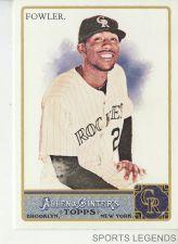 Buy 2011 Allen & Ginter #189 Dexter Fowler