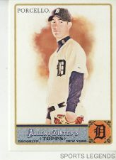 Buy 2011 Allen & Ginter #194 Rick Porcello